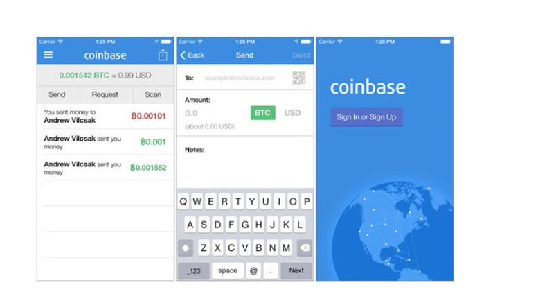 There's Now an Open Source Coinbase App for iOS Available on the App