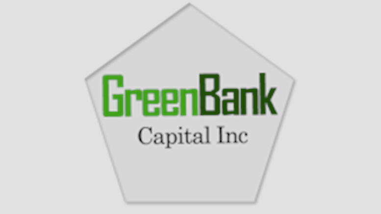 GreenBank Capital Launches Two Bitcoin Investment Companies