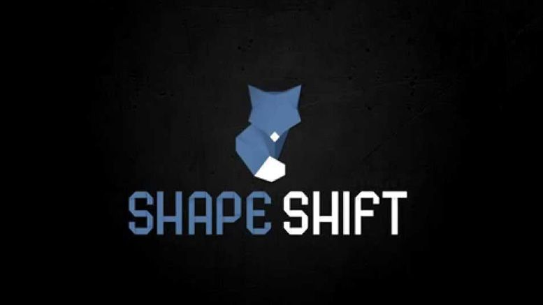 ShapeShift.io API Integrated by Multi-sig Wallet, BitGo