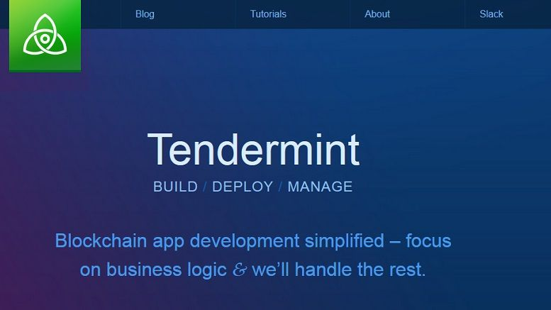 Tendermint to Unveil UI, Demo First Blockchain Apps