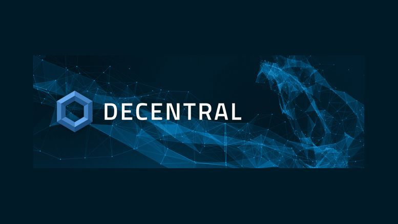 Decentral & the Toronto Ethereum Community Bring Leading Figures in Decentralized Technology & Fintech to Speak at DEC_TECH 2.0 at MaRS Discovery District in Toronto