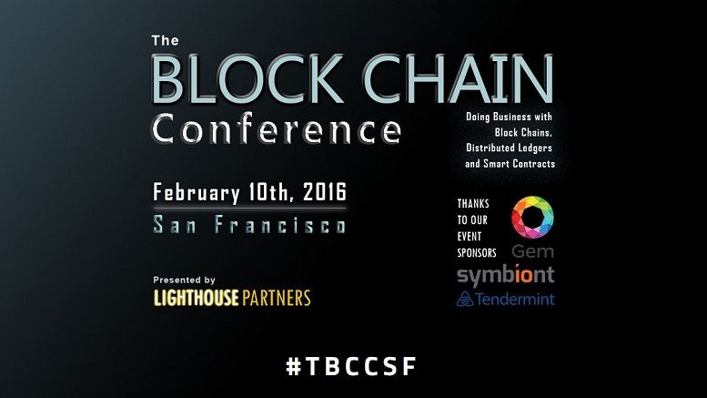 Seeking Applications For Participation in The Block Chain Conference
