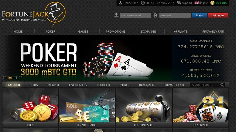 New Bitcoin Poker Platform With Rakeback, Freerolls, 3 BTC Deposit Bonus Launched by FortuneJack