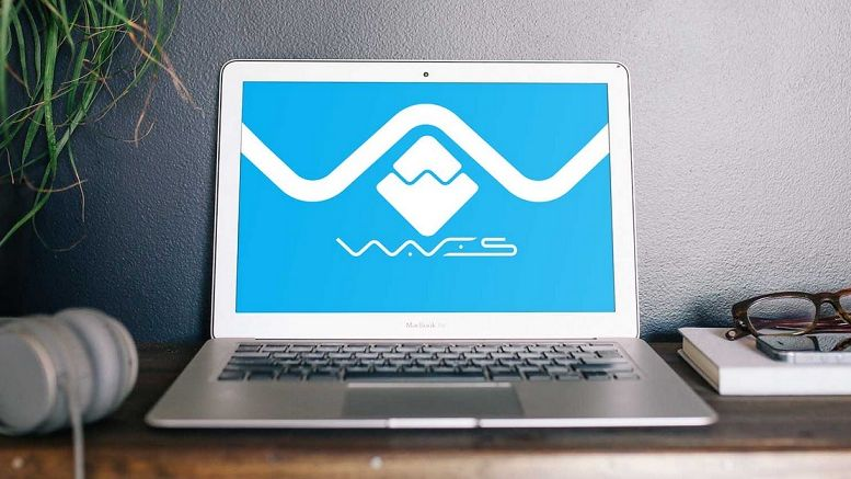 Blockchain Platform Waves Raises More Than $2m at the Start of the Crowdsale Campaign