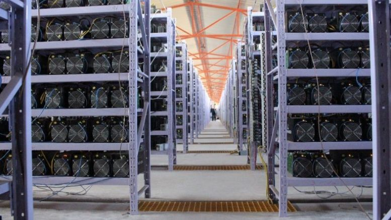 World's Largest Bitcoin/Ether Mining Farm Unveiled by OXBTC