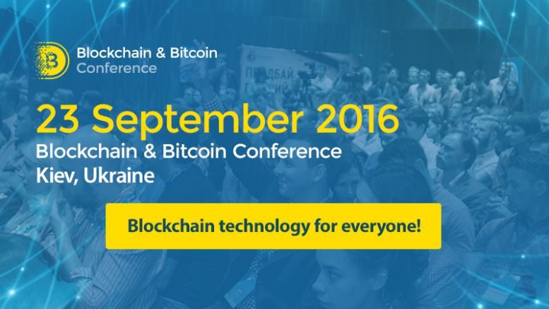 Blockchain in finance and management fields. Fintech and govtech cases at Blockchain Conference Kiev