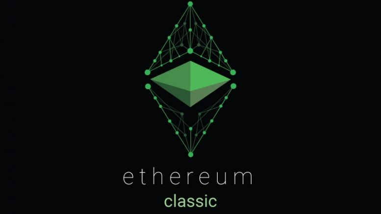 Ethereum Classic Jumps Into Top 10 Altcoins In Less Than a Day