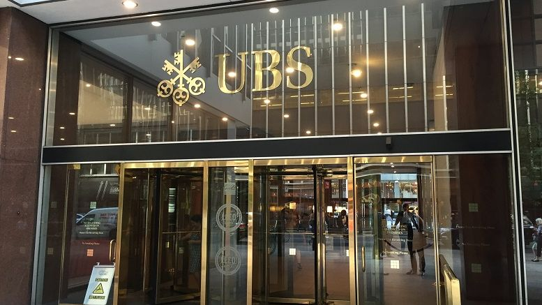 UBS Names Former APAC CTO New Blockchain Lead