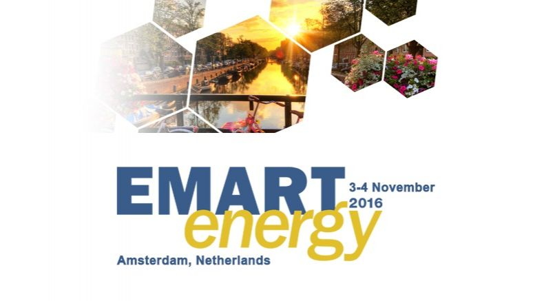 EMART Energy 2016 to host the first European Energy Trade over the Blockchain
