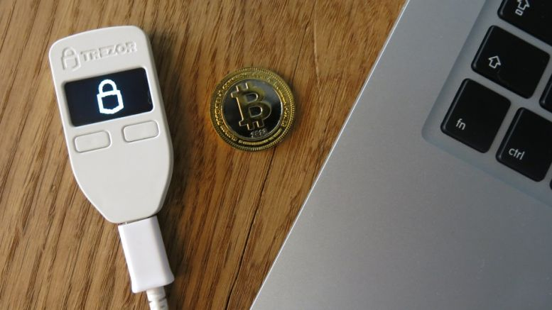 Bitstamp Integrates with TREZOR Bitcoin Wallet