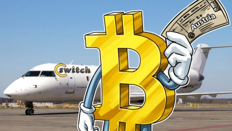 Austria's Energy Company Switch First To Take Bitcoin Payments