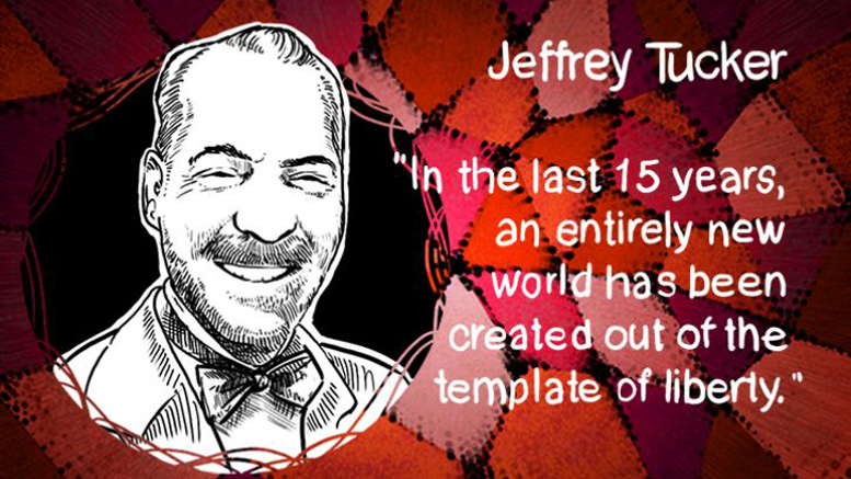 """The Nation State is Not Prepared for Something Like This"" - Jeffrey Tucker Interview"