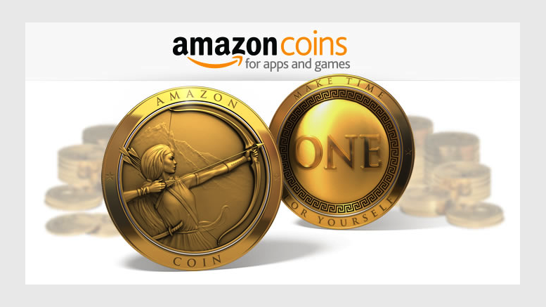 Amazon Coins virtual currency now available on Kindle Fire