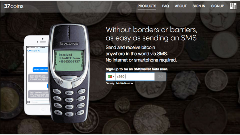 New SMS Bitcoin Service Aims at Emerging Markets
