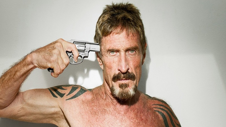 John McAfee Doesn't Think Bitcoin Is The Digital Currency Of The Future