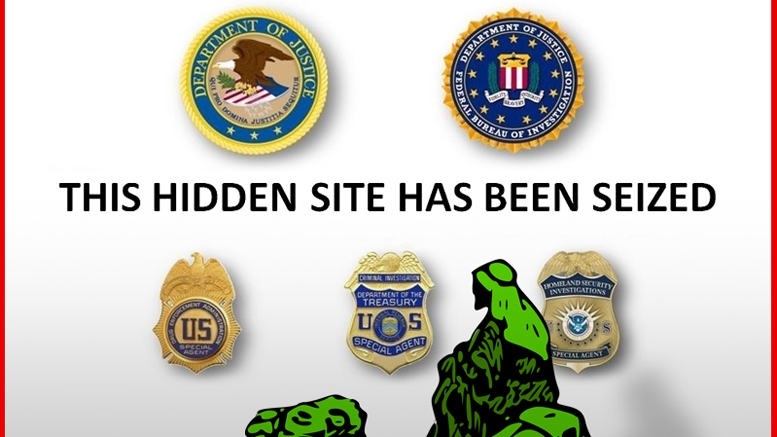 International FBI and Europol coordinated operation takes down Silk Road