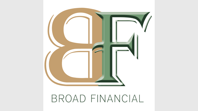 Broad Financial Is First Individual Retirement Account Provider To Truly Embrace Bitcoin