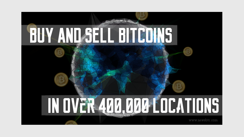 Instantly Buy Sell Bitcoin 400 000 Locations