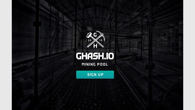 Ghash. IO official statement on the 51% attack threat (PRESS RELEASE)
