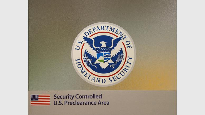 Homeland Security Using Trezor Hardware Bitcoin Wallets?