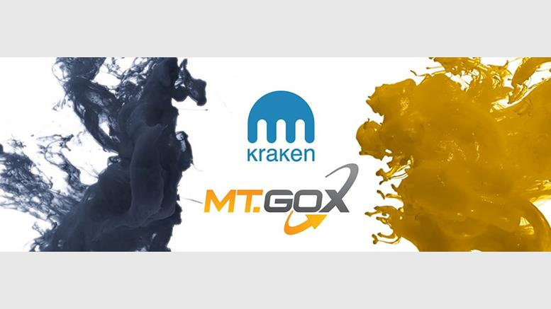 Kraken Accepting MtGox Bankruptcy Claims and Giving Free Trade Credit