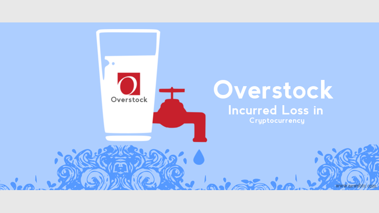 Overstock Incurred $117K Loss in Cryptocurrency Investments for Q1