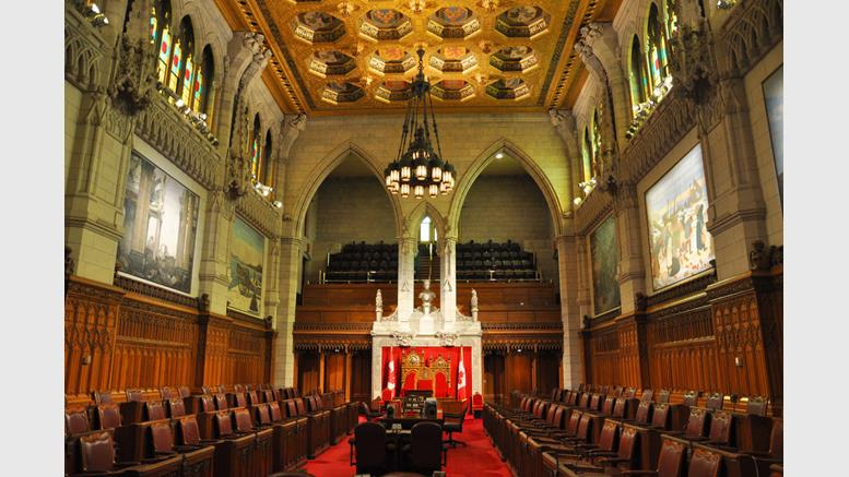 BitAccess, CaVirtex to Speak Before Canadian Senate Committee Today