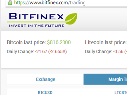 A Beginners Guide to Margin Trading on Bitfinex: Why you Shouldn't be Trading on Exchanges