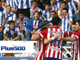 Plus500 Signs Sponsorship Deal with Atlético Madrid
