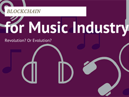 Andy Weissman: How Blockchain Could Be Applied to the Music Industry