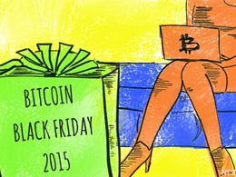 Bitcoin Black Friday 2015 - No Place for an Apple To Fall!