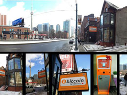 Bitcoin Decentral: The Bitcoin Co-Working Complex in Canada Gets Toronto's First Bitcoin ATM
