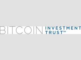 Bitcoin Investment Trust Now Holding Over 100,000 Bitcoins