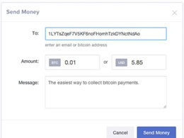Convenient: Coinbase Adds Support For Bitcoin Payment URLs
