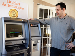 Genesis1 Bitcoin ATM Goes on Active Duty in Quebec City
