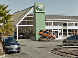 Land Rover of Redwood City, California Sells Vehicle For Bitcoin