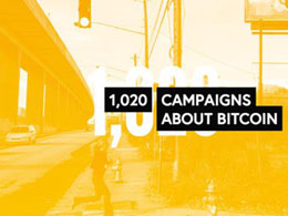 Mailchimp Annual Report: 1,020 Campaigns About Bitcoin in 2013