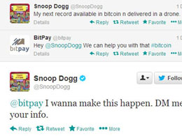 Snoop Dogg Wants to Sell His Next Album For Bitcoins