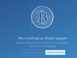 Payment Processor Stripe Testing Bitcoin Support