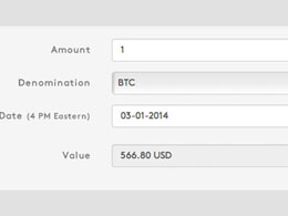 Winkdex Now Features a Nifty Bitcoin-to-USD Calculator