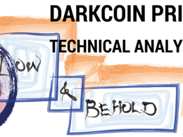 Darkcoin Price Technical Analysis for 2/4/2015 - Lo And Behold!
