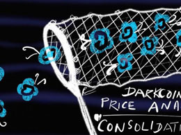 Darkcoin Price Technical Analysis for 31/3/2015 - Consolidation Expected