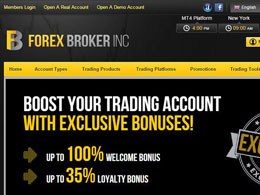 Forex Broker Inc Receives Favorable Reviews from Customers