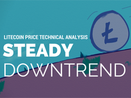 Litecoin Price Technical Analysis for 13/04/2015 - Steady Downtrend