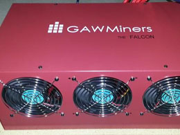 Review: GAWMiners 27 mh/s Scrypt Miner