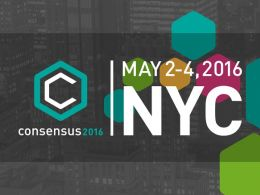 Win $10k in Funding For Your Blockchain Startup at Consensus 2016