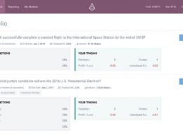 Blockchain Prediction Market Augur Enters Beta