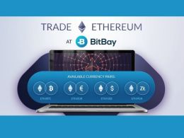 BitBay Offers Ethereum Trading Against Fiat And Bitcoin