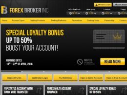 Forex Broker Inc. – Trading Forex has never been so easy