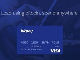 BitPay Launches Bitcoin Debit Card Valid in All 50 US States